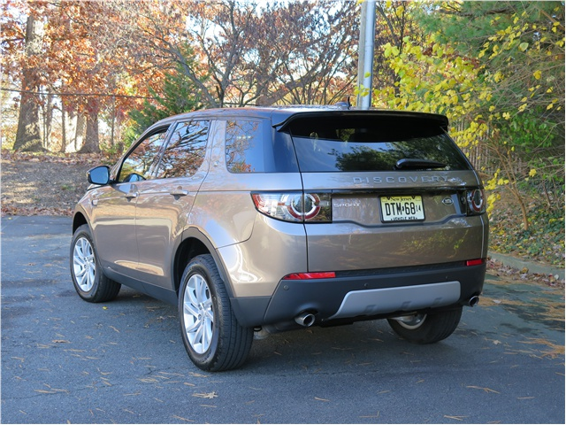 [] Discovery Sport