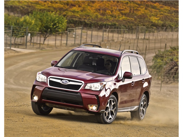 [] Forester