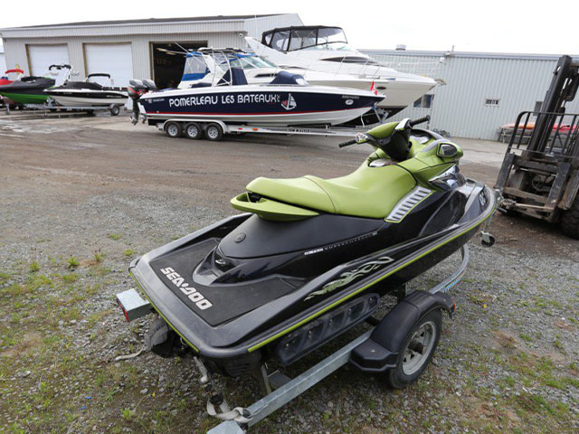 Sea-Doo BRP RXP 215