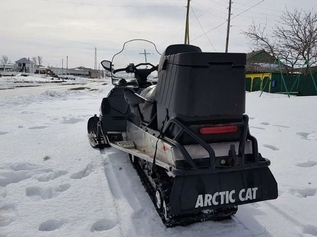 arctic cat bearcat z1 xt